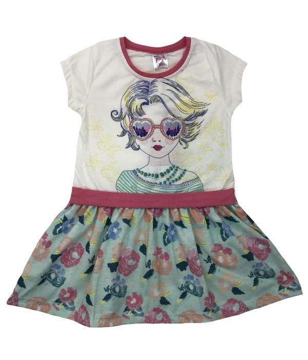 9431-1 Платье для девочек Baby Pink