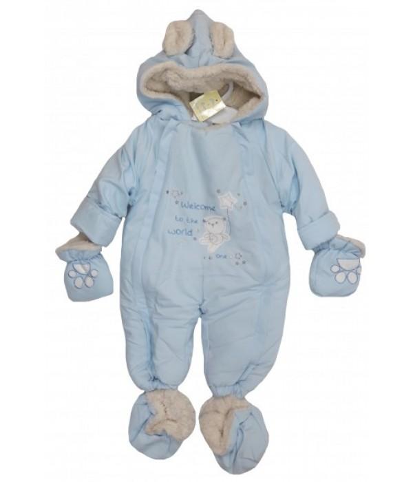 R-9202 Костюм на утеплителе для малышей Тайланд