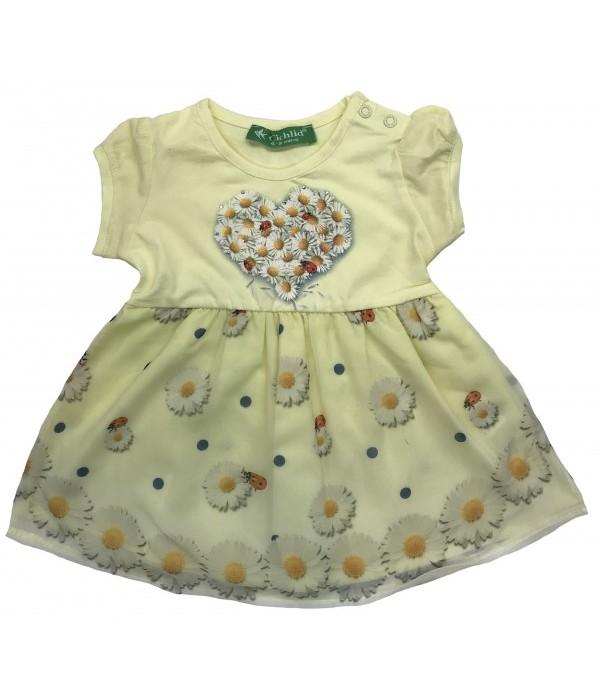2002-014-1 Платье для девочек Cichlid