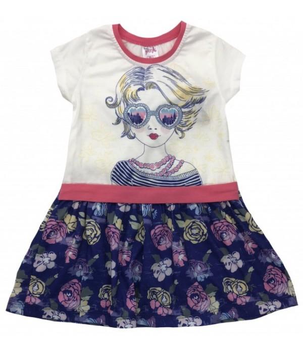 9439 Платье для девочек Baby Pink