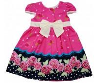AL-11/15 Платье для девочек Friends