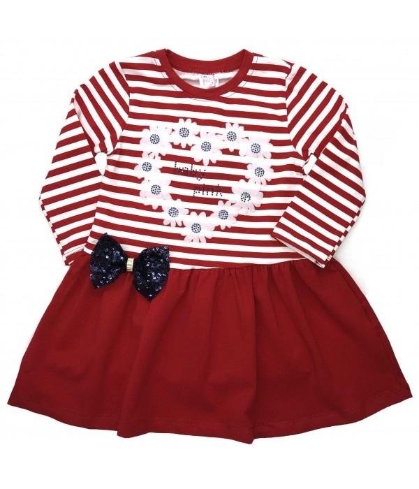 9284-1 Платье для девочек Baby Pink