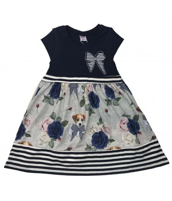9528 Платье для девочек Baby Pink