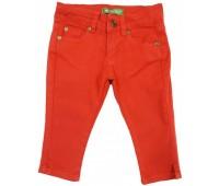 T259-B Капри джинсовые для девочек Cichlid
