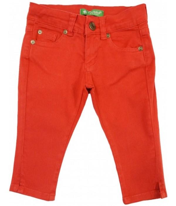 T259-B Бриджи джинсовые для девочек Cichlid