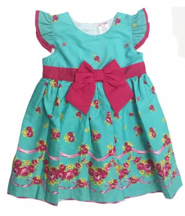 AL1-4/16L Платье для девочек Тайланд
