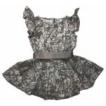 S-036 Платье для девочек Scamp