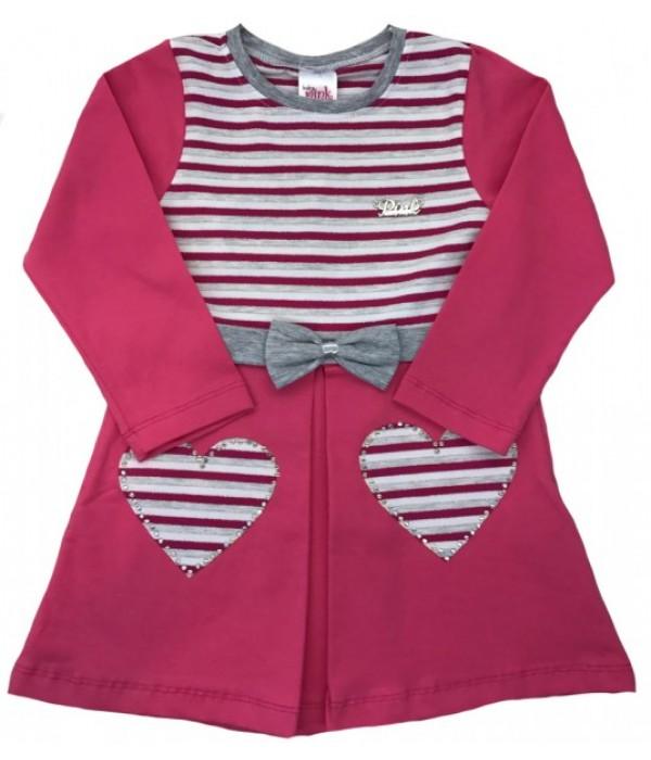 9234 Платье для девочек Baby Pink