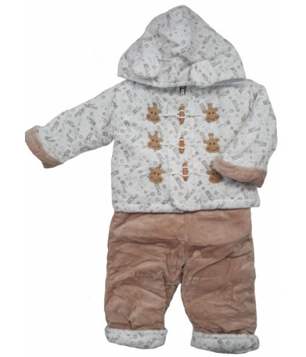 R-9191/16 Костюм на утеплителе для малышей Friends