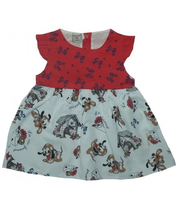 628-1 Платье для девочек Bidirik