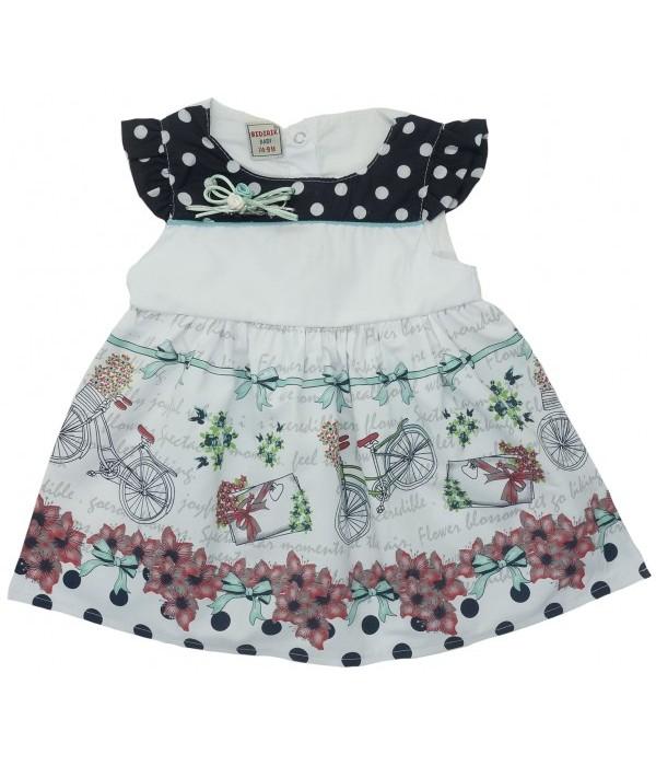 622-1 Платье для девочек Bidirik