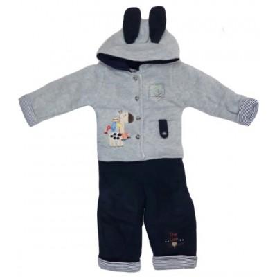 R-9157-1 Костюм на утеплителе для малышей Friends