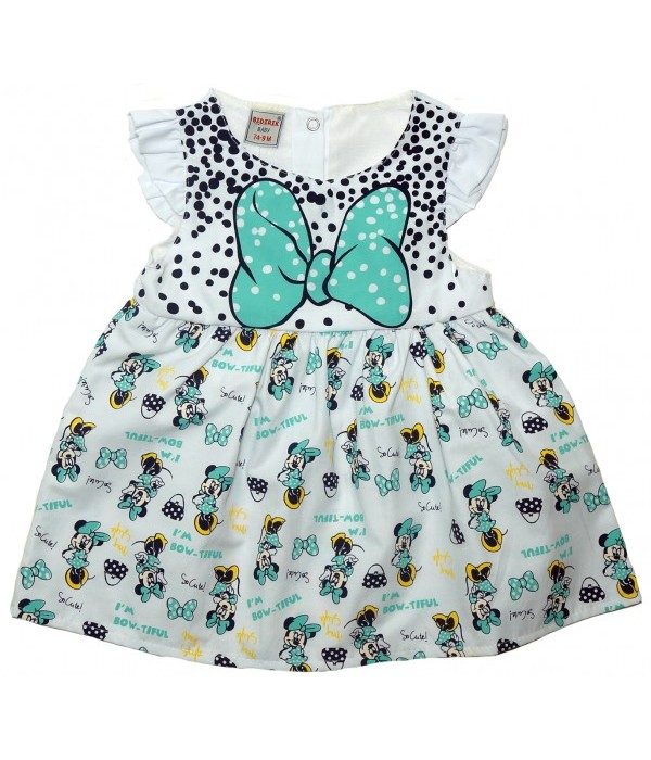 621-1 Платье для девочек Bidirik