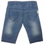 9212 Капри джинсовые для девочек Mini'a
