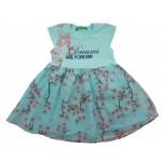 2002-011 Платье для девочек Cichlid