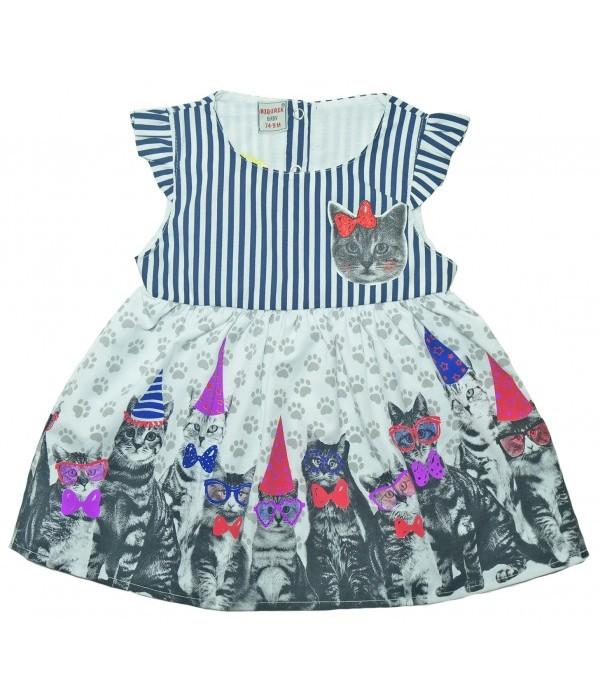 624 Платье для девочек Bidirik