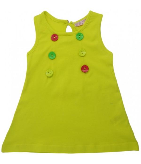 KU-0016 Платье для девочек Pink
