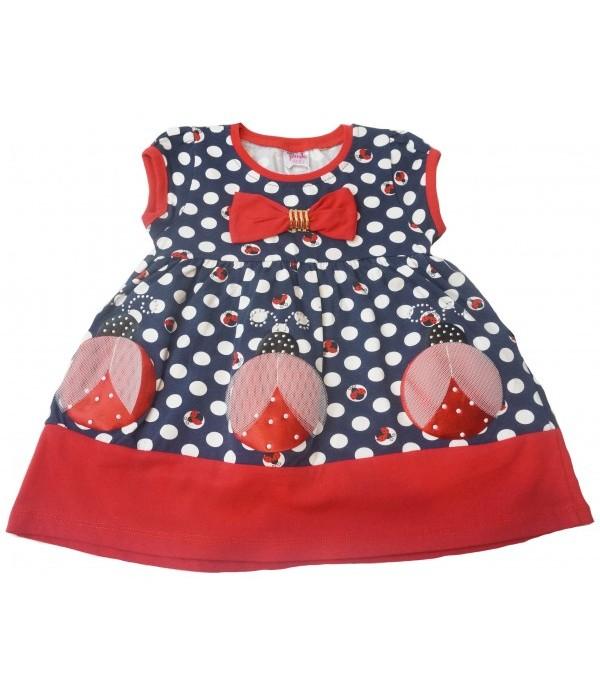 9009 Платье для девочек Baby Pink