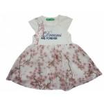 2002-011-2 Платье для девочек Cichlid