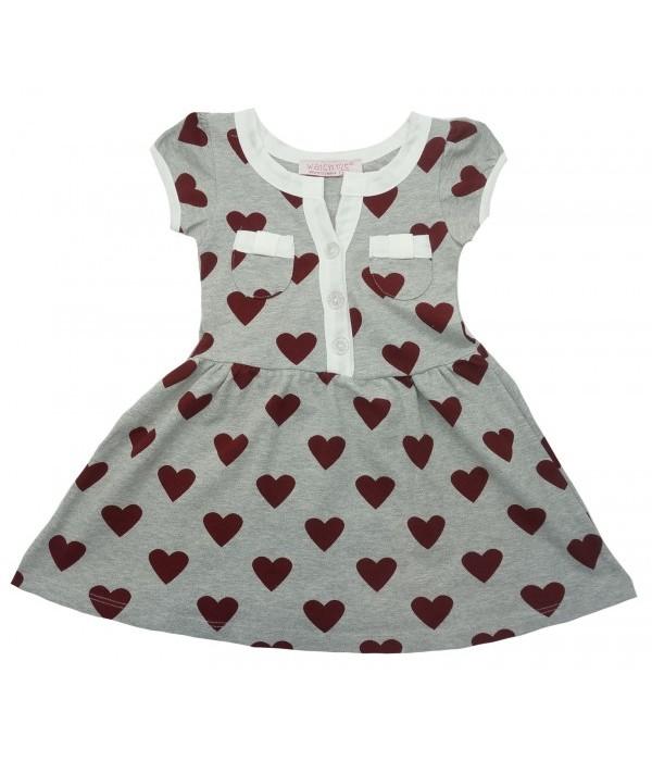 KU-0046-3 Платье для девочек Watch Me