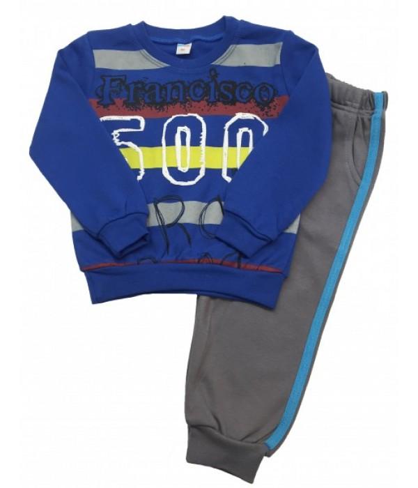 355-1 Костюм для мальчиков MiniGo