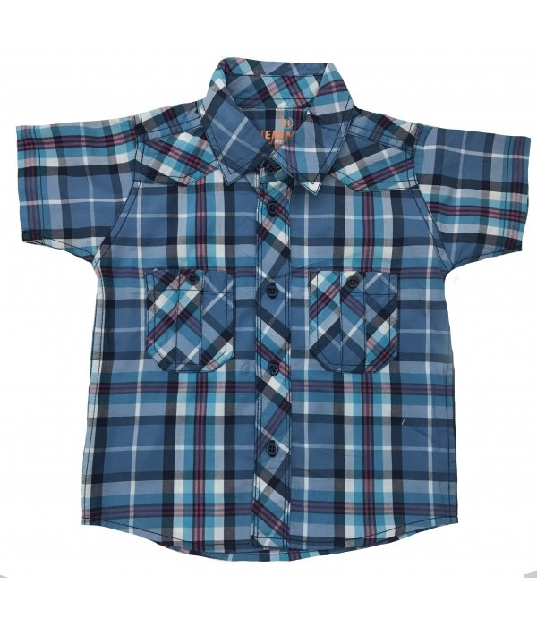 М-382-1 Рубашка для мальчиков Ministars