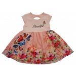 2002-012-3 Платье для девочек Cichlid