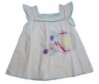 TN1138 Туника батистовая для девочек Cichlid