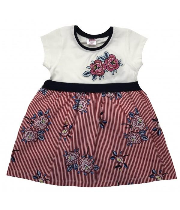 9468 Платье для девочек Baby Pink