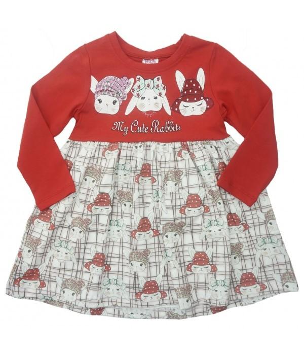 9229-1 Платье для девочек Baby Pink
