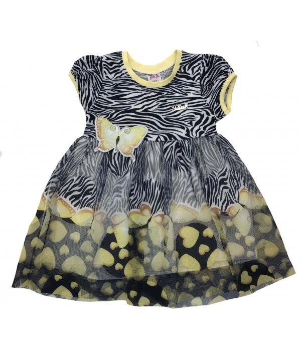 9452 Платье для девочек Baby Pink