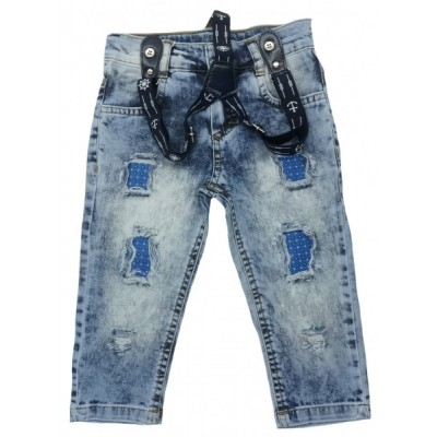 1062 Джинсы для мальчиков Oryeda
