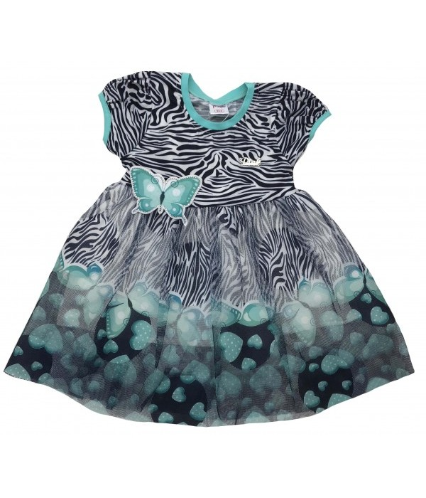 9452-3 Платье для девочек Baby Pink