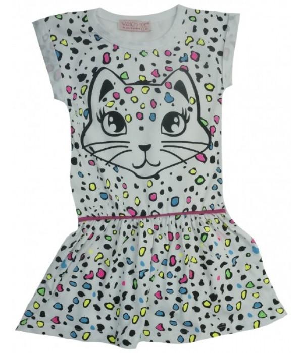 KU-0165 Платье для девочек Watch Me