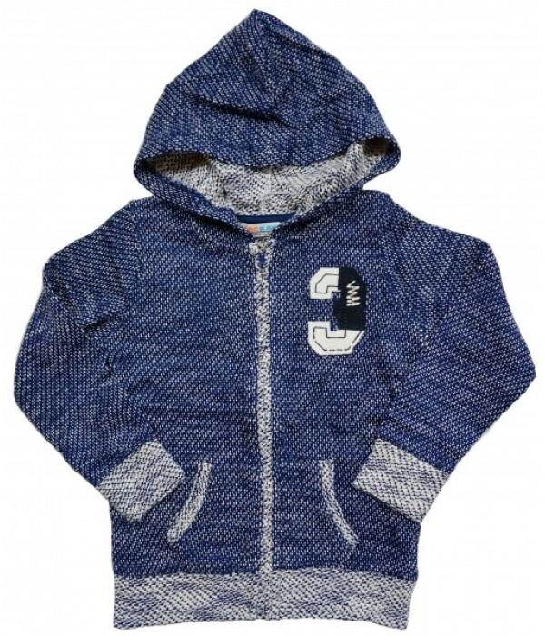 T287-C Куртка трикотажная для мальчиков Mackays