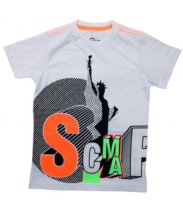 SB-016 Футболка для мальчиков Scamp