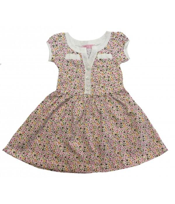 KU-3025-3 Платье для девочек Watch Me