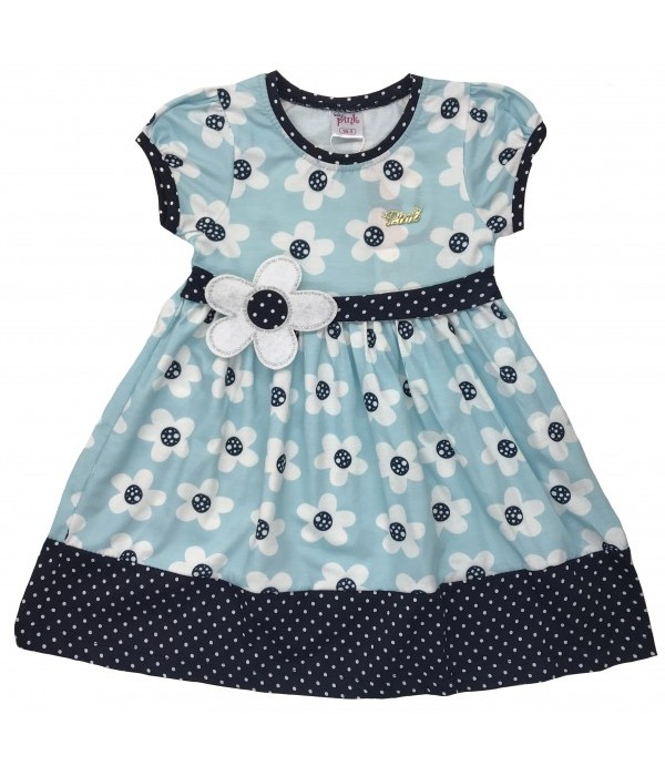 9408-3 Платье для девочек Baby Pink