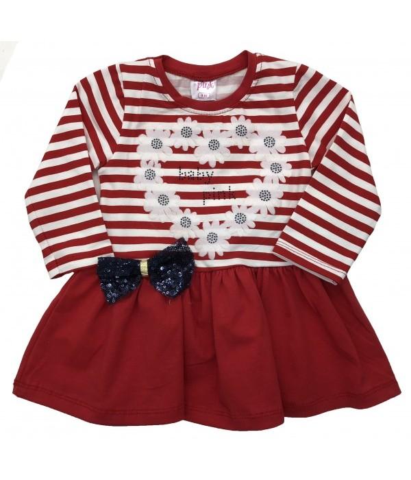 9275 Платье для девочек Baby Pink