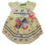2002-013 Платье для девочек Cichlid