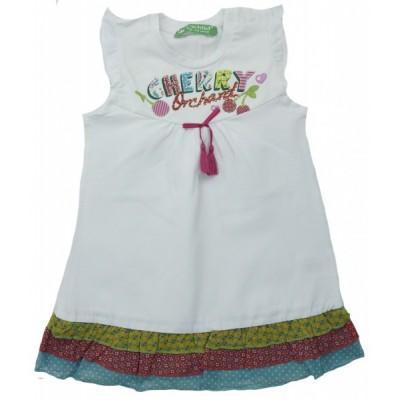 2002-002 Платье для девочек Cichlid