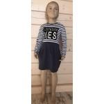 E2480-01 Платье для девочек Cichlid