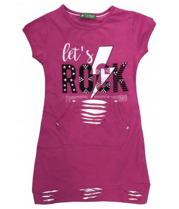 2402-009-1 Платье для девочек Cichlid