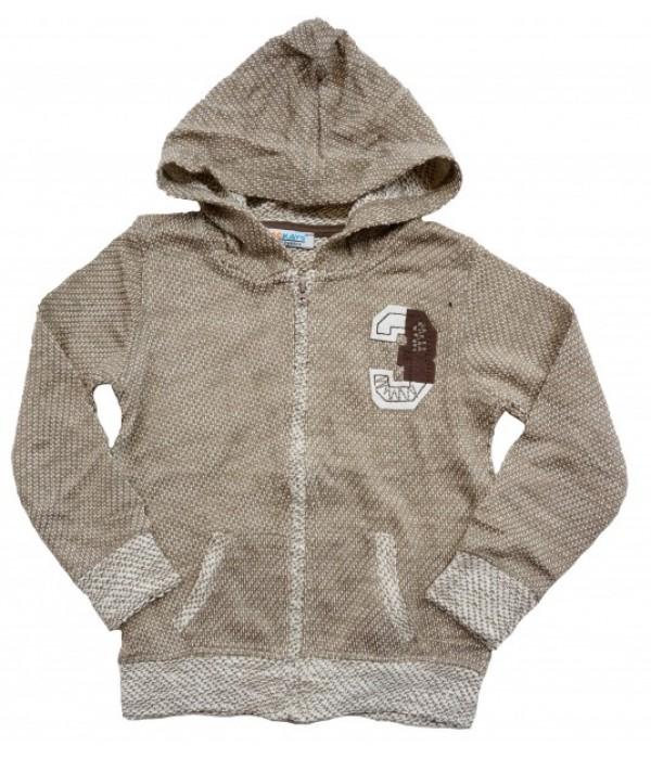 T287-C-1 Куртка трикотажная для мальчиков Mackays