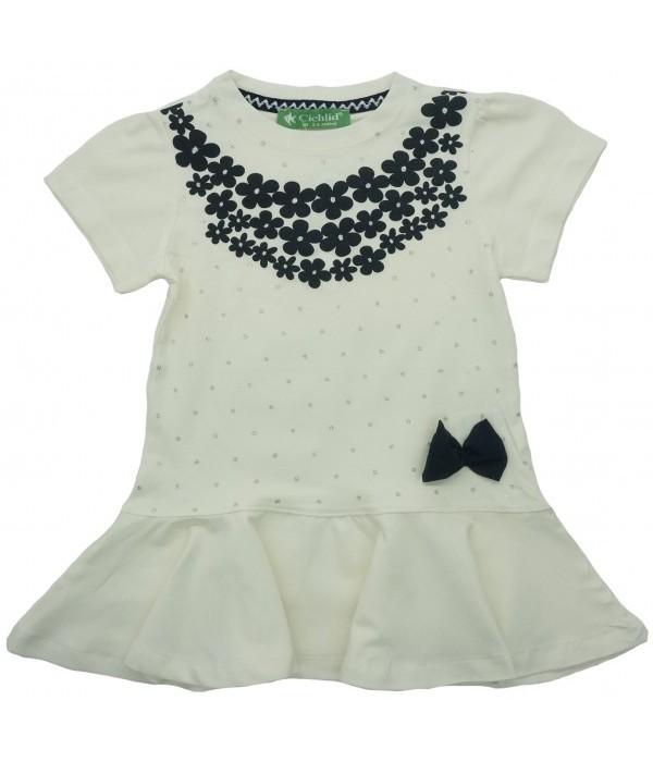 E-2295-2 Платье для девочек Cichlid