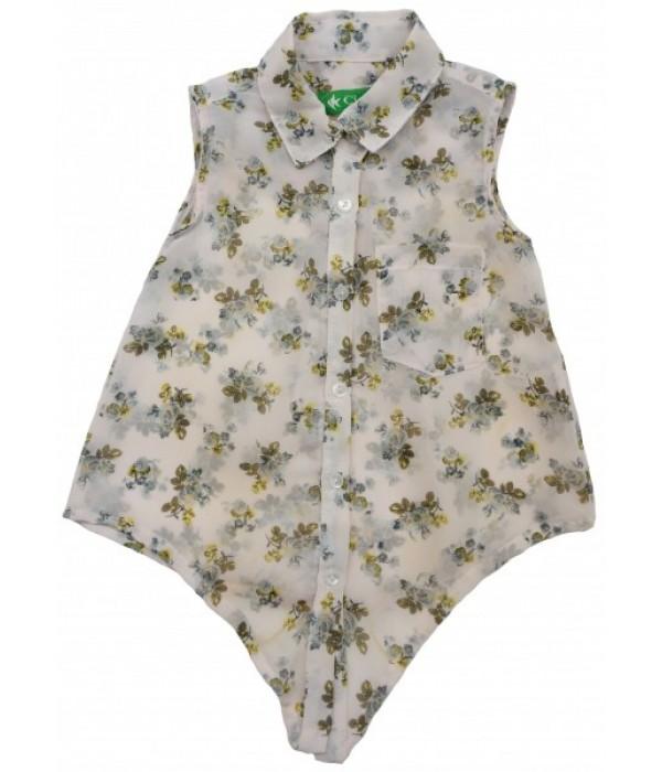 G-1904 Блузка для девочек Cichlid