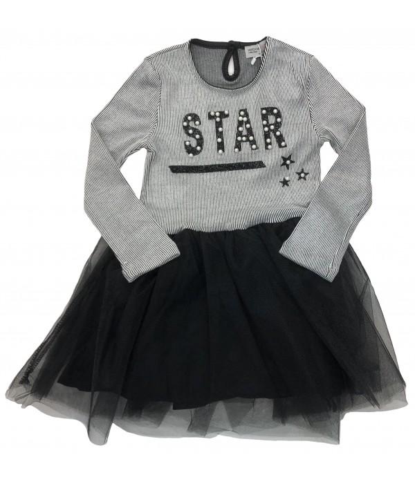 KU-109 Платье для девочек Watch Me